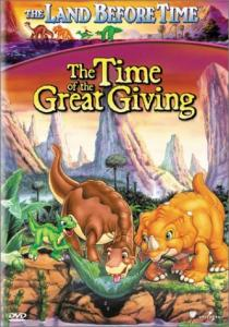Кино Земля до начала времен 3: В поисках воды (Land Before Time III, The: The Time of the Great Giving)