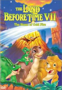 Кино Земля до начала времен 7: Камень Холодного Огня (Land Before Time VII, The: The Stone of Cold Fire)
