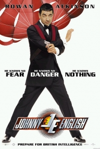 Кино Агент Джонни Инглиш (Johnny English)