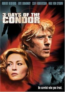 Кино Три дня Кондора (Three Days of the Condor)