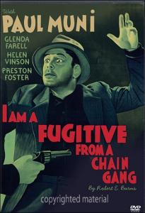 Кино Я беглец банды (I Am a Fugitive from a Chain Gang)