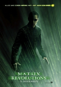 Кино Матрица 3: Революция (Matrix Revolutions, The)