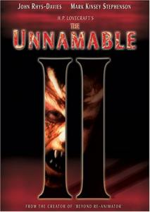 Кино Безымянное 2 (The Unnamable II: The Statement of Randolph Carter)