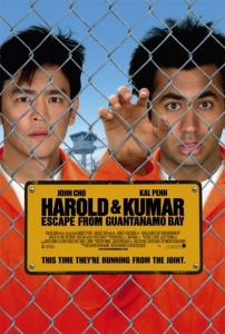 Кино Гарольд и Кумар 2 (Harold &amp Kumar Escape from Guantanamo Bay)