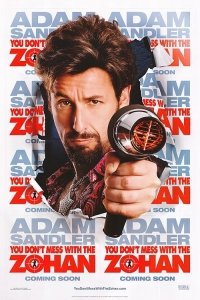 Кино Не шутите с Зоханом (You Don	 Mess with the Zohan)