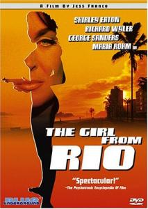 Кино Девушка из Рио (Girl from Rio, The / Seven Secrets of Sumuru, The)
