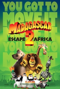Кино Мадагаскар 2 (Madagascar: Escape 2 Africa)