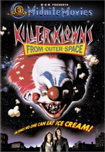 Кино Клоуны-убийцы из космоса (Killer Klowns from Outer Space)