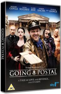 Кино Опочтарение (Going Postal / Terry Pratchetts Going Postal)